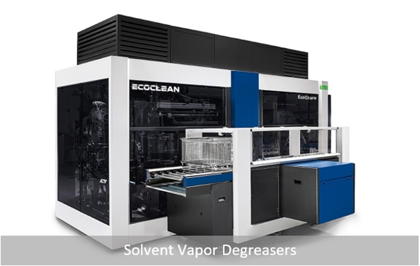 Vapor Degreasing Parts Washers: Solvent-Based Parts Cleaning